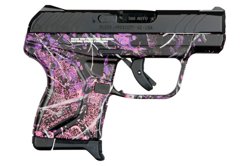 """Ruger LCP II 380acp 2.75"""" FS Muddy Girl 6rd 3757"""