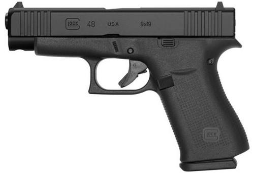 """Glock 48 9MM 4"""" 10+1 FS PA4850201"""