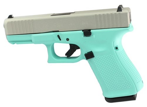 "Apollo Custom Glock 19 Gen5 9mm 4"" FS 3 15RD REB ACG-57028"