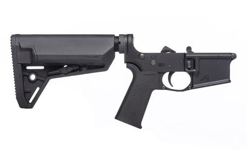 Aero Precision AR15 Complete Lower w/ MOE SL® Grip & SL-S™ Carbine Stock APPG501132