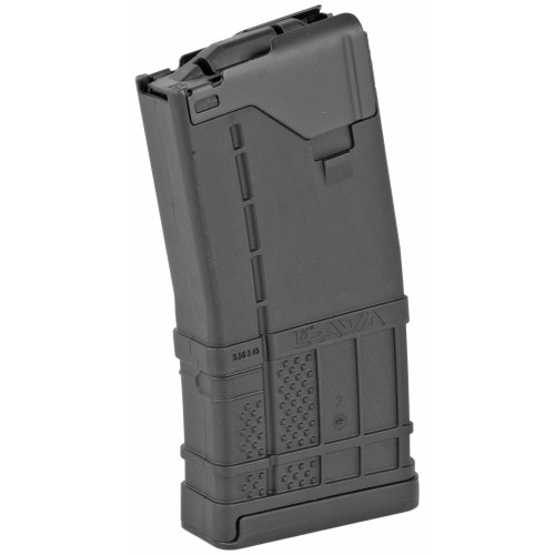 Lancer L5AWM 223/5.56 20rd AR-15 OP Black 999-000-2320-04