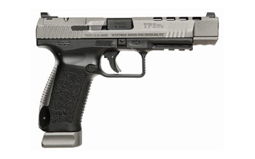"""CANIK TP9SFX 9MM TUNG 20+1 5"""" FULL ACCESSORY PACK - HG3774GN"""