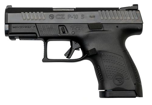 """CZ P-10S 9mm 3.5"""" FS 2 10rd 01560"""