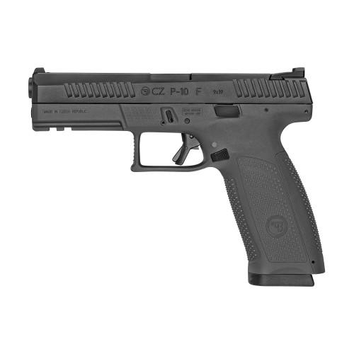 "CZ P10F 9mm 4.5"" FS 1 19rd 91540"