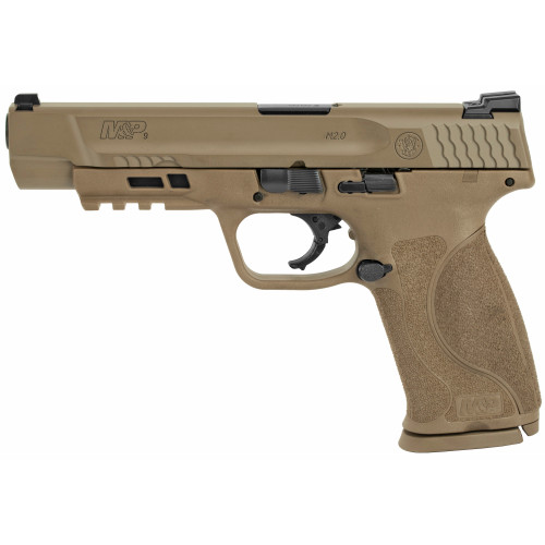 "Smith & Wesson M&P M2.0 9mm 5"" FS 2 17rd FDE 11989"