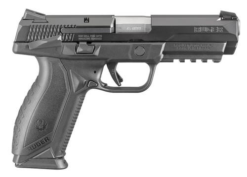"Ruger American Pistol 45acp 4.5"" Novak 3 Dot 10rd 08618"