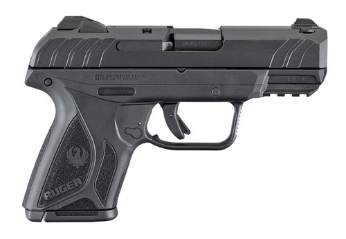 """Ruger Security 9 Compact 9mm 3.42"""" FS 2 10rd 3818"""