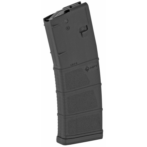 MFT AR-15 Magazine 5.56 30rd Polymer Black SCPM556BAG