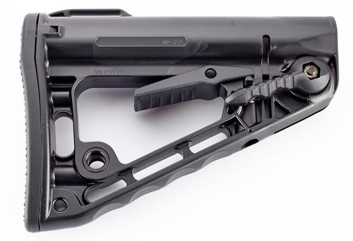 Wilson Combat Super-Stoc Carbine Buttstock Black TR-SUPERSTOC