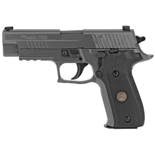 """Sig Sauer P226 Legion 9mm 4.4"""" X-Ray 15rd G10 Grips Rail PVD E26R-9-LEGION"""