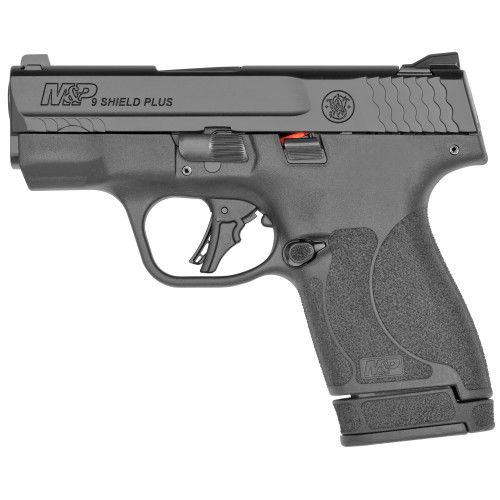 "Smith and Wesson M&P Shield Plus 9mm 3.1"" FS NTS 1 10rd 1 13rd 13248"