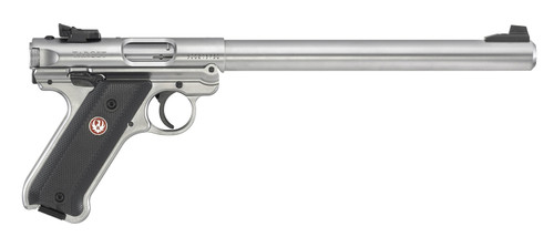 "Ruger Mark IV Target 22lr 10"" Bull Adj Rear 10rd 40174"
