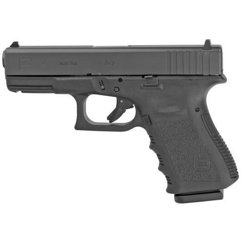 "Glock 19 Gen3 9mm 4.02"" FS 2 15rd PI1950203"