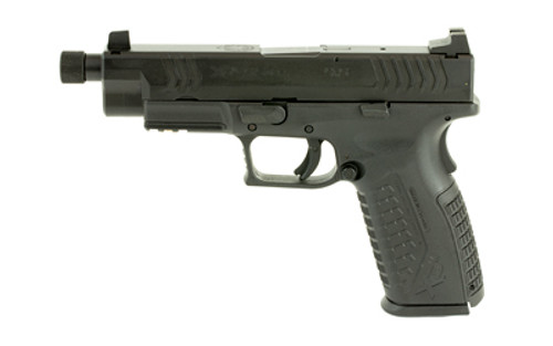 "Springfield Armory XDM 4.5"" Threaded Black HC 45ACP - XDMT94545BHCE"