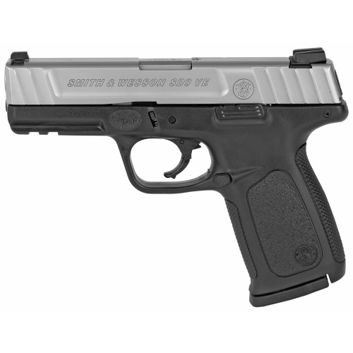"""Smith & Wesson SD9VE 9mm 4"""" FS 2 16rd 223900"""