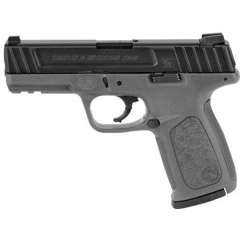 """Smith & Wesson SD9 9mm 4"""" FS 2 16rd Grey 11995"""