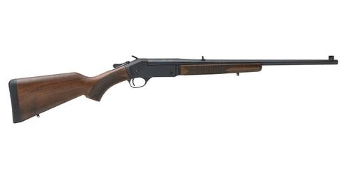 "Henry Single Shot 350 Legend 22"" Blk/Walnut H015-350"