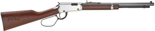 "Henry Frontier Carbine 22lr 16.5"" 12rd Silver LLoop Evil Roy Edition H001TER"