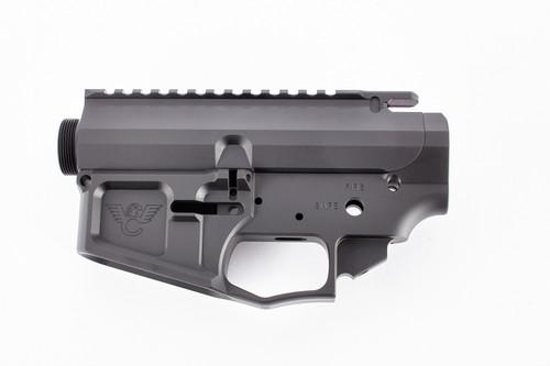 Wilson Combat AR-15 Billet Upper/Lower Matched Set Annodized TR-LOWUPP-BIL-ANO