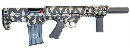 "Black Aces Pro Series Bullpup 12ga 18.5"" Tiger Stripe"
