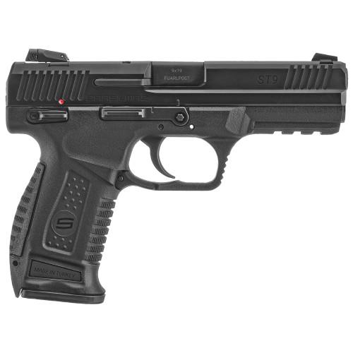 "SAR USA ST9 9mm 4.5"" FS 2 17rd ST9SLBL"