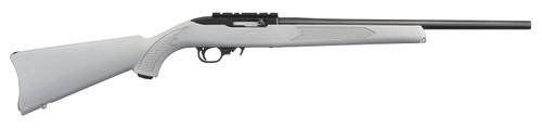 """Ruger 10/22 22lr 18.5"""" Opt Rdy 10rd Gray 31139"""