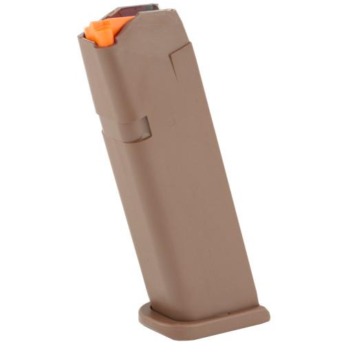 Glock Magazine G17 9mm 17rd FDE 47459