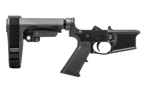 Aero Precision AR15 Complete Lower A2 Grip SBA3 APAR501148