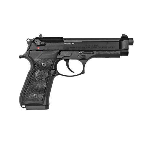 "Beretta M9 22lr 4.9"" DT 15rd Ambi Safety DA/SA J90A1M9F19"