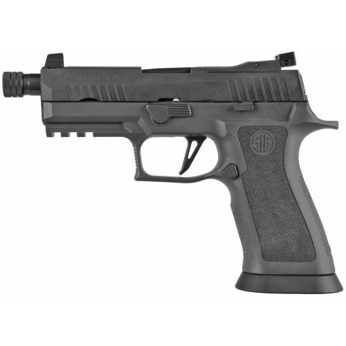 "Sig Sauer P320 XCarry Legion 9mm 4.6"" SHNS 3 17rd PVD Gray TXG 320XCA-9-LEGION-TBR2"