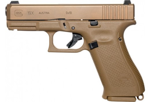 Glock 19X G5 9mm GNS PX1950703