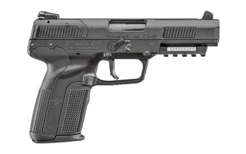 FN FIVE SEVEN 5.7X28MM 20RD AS BLK - 3868929300