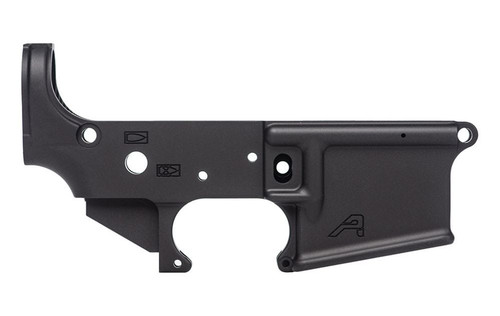 Aero Precision AR15 Gen 2 Stripped Lower Receiver Pistol Marked Anodized Black APAR149000C