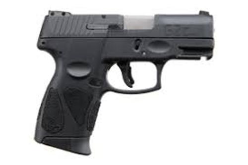 Taurus G2C PST 9mm Black - 1-G2C931-12