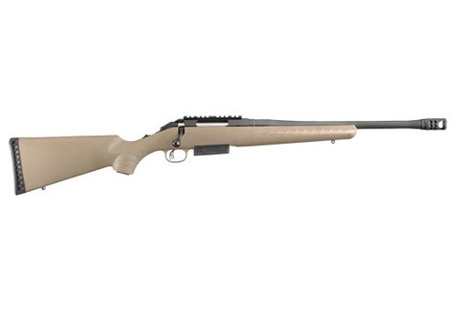 "Ruger American Ranch 450bm 16.1"" TB 3rd 16950"