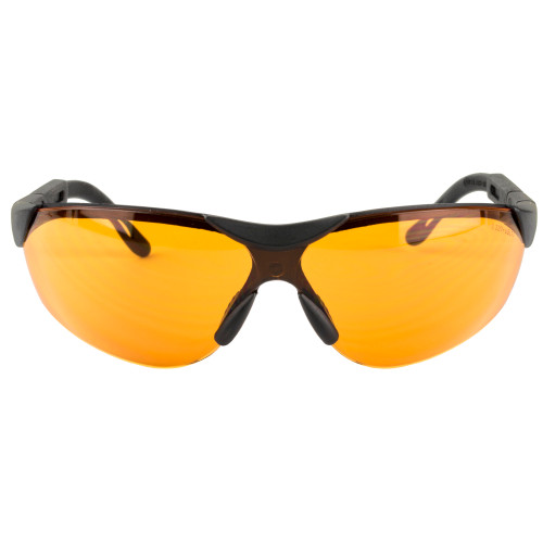 WALKERS ELITE SPORT AMBER GLASSES - (GWP-XSGL-AMB)