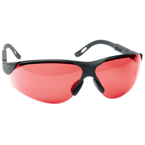 WALKERS ELITE SPORT VERMILLION GLASSES - (GWP-XSGL-VER)
