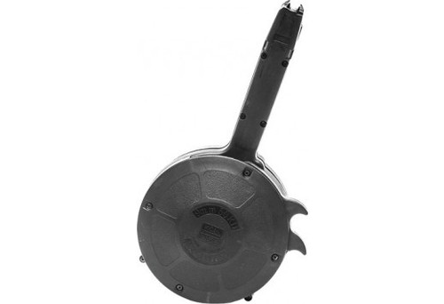 KCI Mag Glock 9mm Drum 50 Rounds