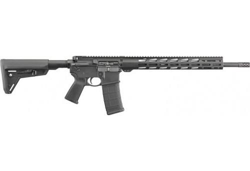 "Ruger AR-556 MPR 5.56 18"" 15"" MLok MOE/SL 1 30rd 08514"