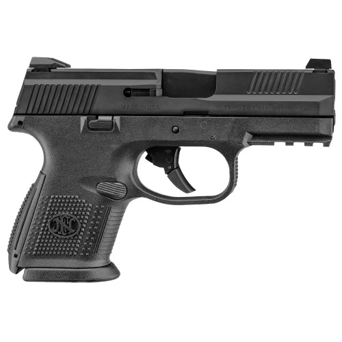 FN FNS-9C COMPACT 9MM LUGER 2-12RD 1-17RD BLACK