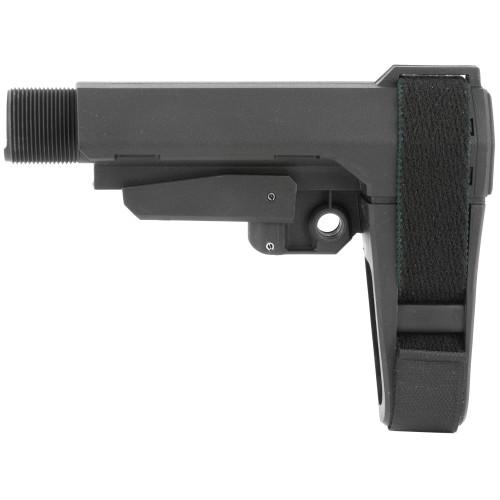SB Tactical SBA3 Brace Black Includes Mil-Spec Tube SBA3-01-SB