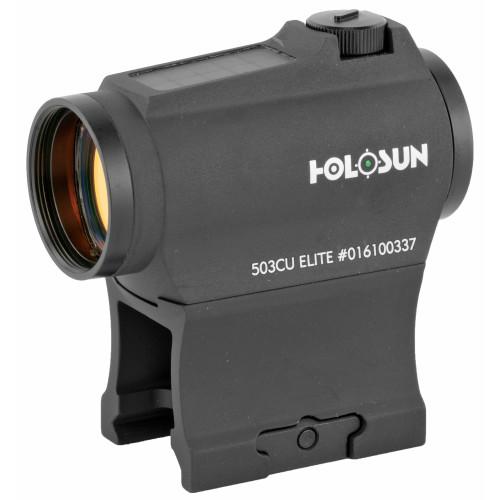 Holosun Elite Micro Green 65 MOA Ring & Dot - HE503CU-GR