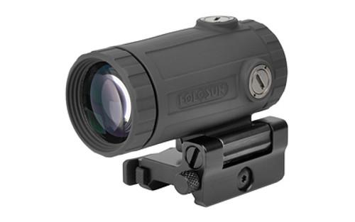 Holosun 3x Magnifier Flip to Side & QD Mount - HM3X