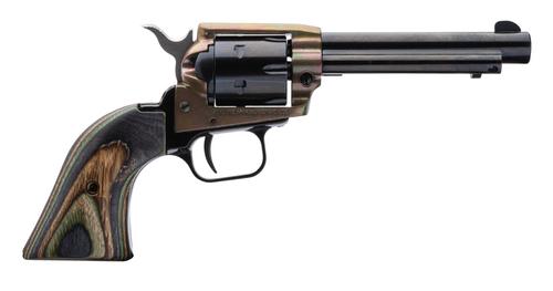 Heritage Rough Rider 22lr/22mag 4.75 Case Hardened Camo Grip - RR22MCH4