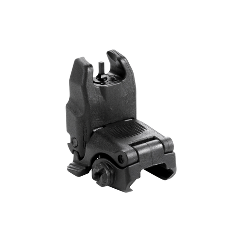 Magpul MBUS Back-Up Front Sight Gen 2, Picatinny, Flip Up, Black - MAG247BLK