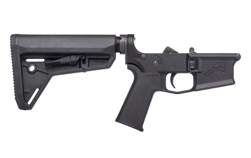 Aero Precision M4E1 Complete Lower MOE SL Grip & Stock Black APAR600116