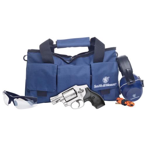 "Smith & Wesson 642 38SPL 5rd 1.875"" Range Kit 13307"