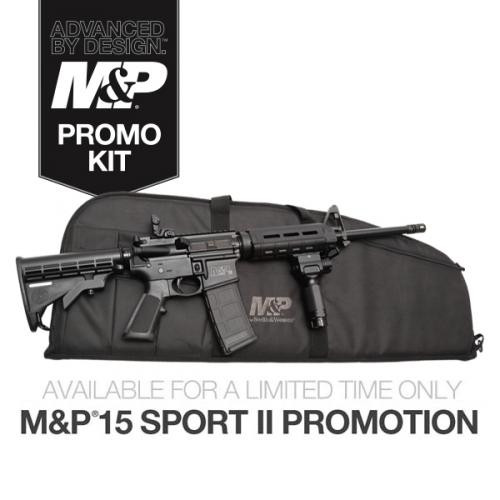"Smith & Wesson M&P15 Sport II 5.56NATO 16"" 30rd KIT Magpul M-Lok 13060"