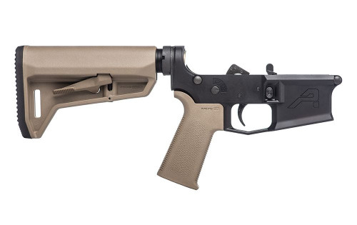 Aero Precision M4E1 Complete Lower MOE SLK Grip & Stock FDE - APAR600122