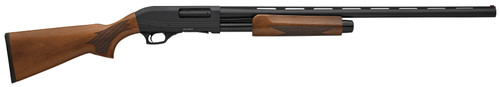 "Hatfield PAS Pump Shotgun 12ga 28"" Wood USP12W"